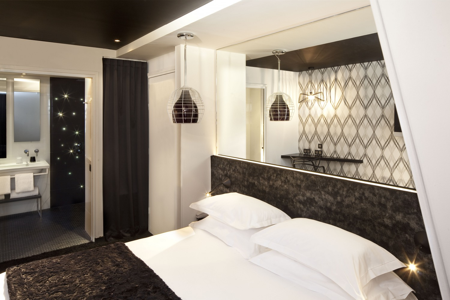 Hotel georgette photo gallery centre georges pompidou for Hotel design 75003